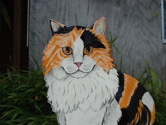 CATS BY NINA Sailor Kitten vase collectible