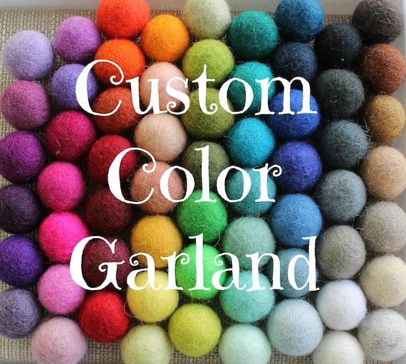 New Available In 60 Colour Handmade Pom Pom Ball Pom Pom Ball 1cm Turquoise
