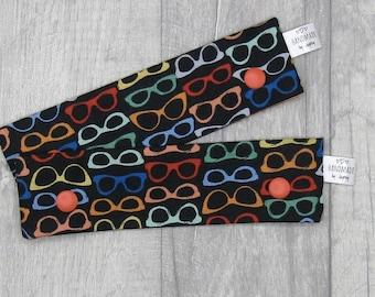 Colourful Glasses 6inch DPN holder