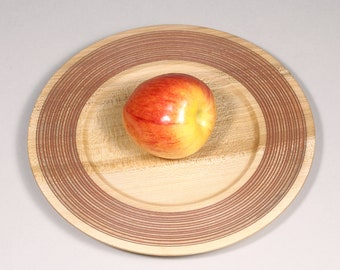 Serving Platter Wood, Maple Plate, Wooden Platter, Rustic Plate, Wood Cake Plate, Food Photography Props