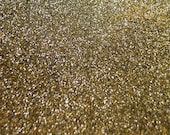 Solvent Resistant Glitter Light Gold 1 Ounce Ultrafine 008 Square Cut for DIY Nail Polish Silkscreening Crafts and Resin Jewelry