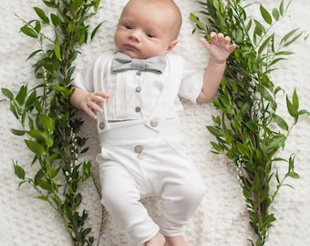 26e76ac7cf57 Baby wedding outfit