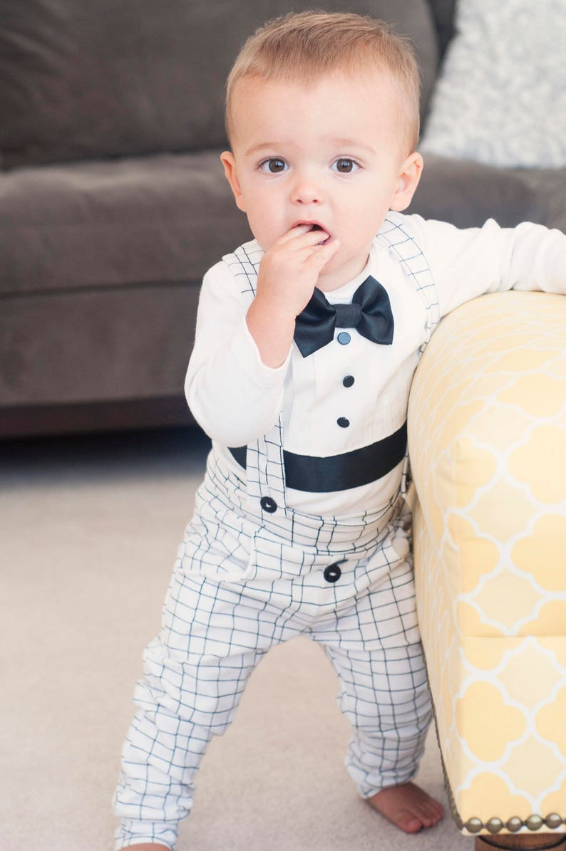 39a6853b8 Baby blessing outfit boy christening outfits for boy baptism | Etsy