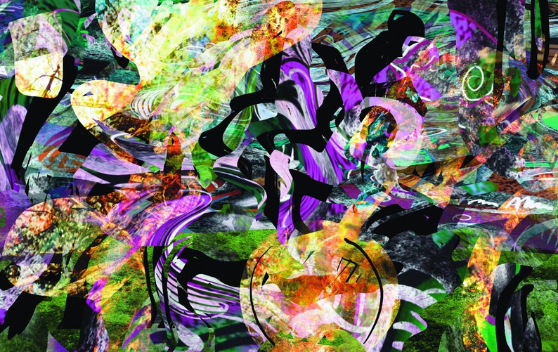Abstract Art by Frank Louis Allen image 0