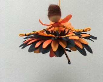 Flower Fairy Doll Halloween Sprite