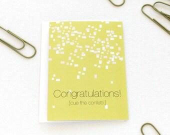 Engagement Card, Graduation Card, Wedding Congratulations Card, Girl Boss Promotion, Retirement Card, New Baby Card, Adoption Card - 149C