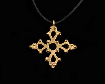 Viking Cross Shaped Pendant, 12th cent.