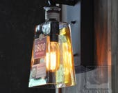 1800 Reposado Tequila Wall Sconce - Unique Bar Lighting