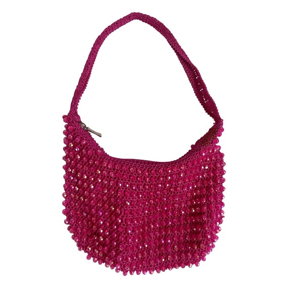 Mini Y2K Beaded Purse