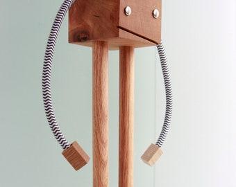 Wood Robot #12