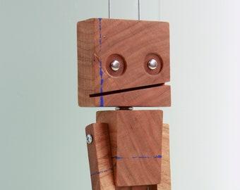 Wood Robot #10