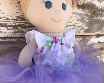 Add Tutu for handmade doll