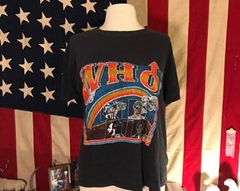 2a0b8039185 1974 The Who Long Live Rock shirt. Mens s m