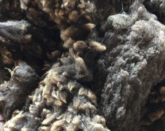 Raw Babydoll Southdown Fleece