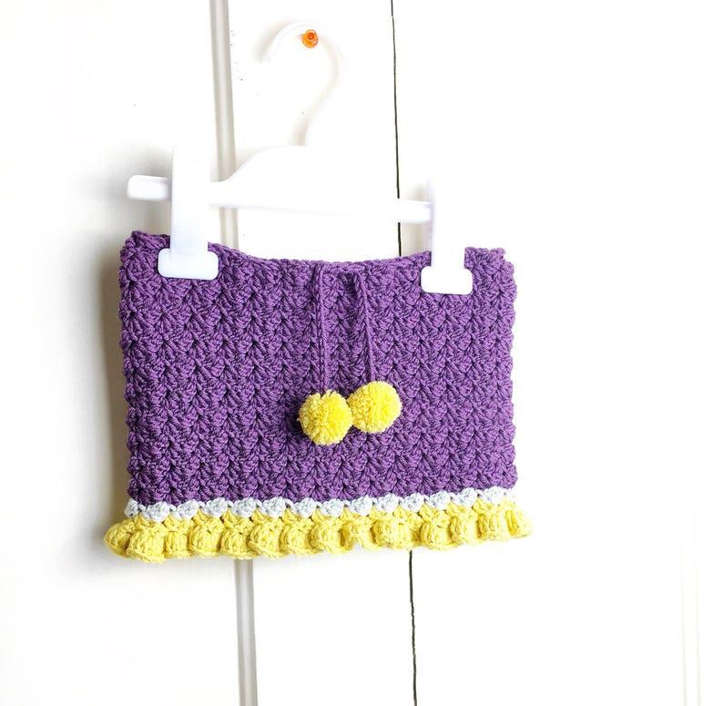 35b2bba97fe Betsy Skirt Pattern Instant Download crocheted skirt pattern