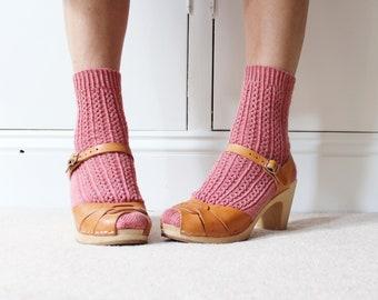 Sock Knitting Pattern +Instant Download+  Open (pdf file)