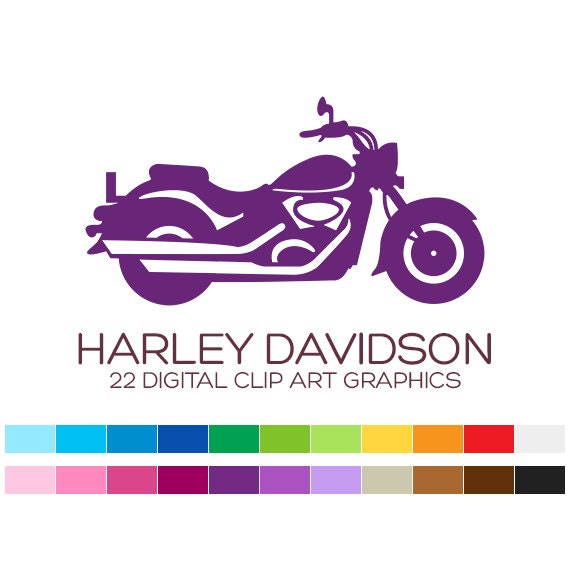 Harley davidson clipart motorcycle clipart vehicle clipart bike this is a digital file filmwisefo