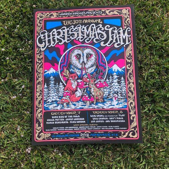 Christmas Jam.2018 Christmas Jam Poster