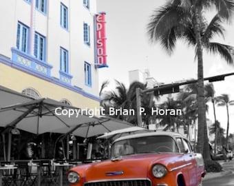 South Beach Vintage Chevy