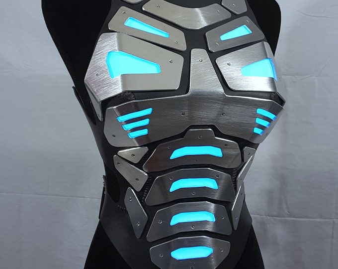 Cyber Torso Armor - Women's