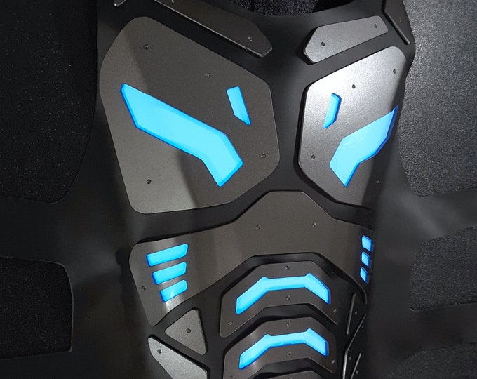 Cyber Torso Armor - Men's