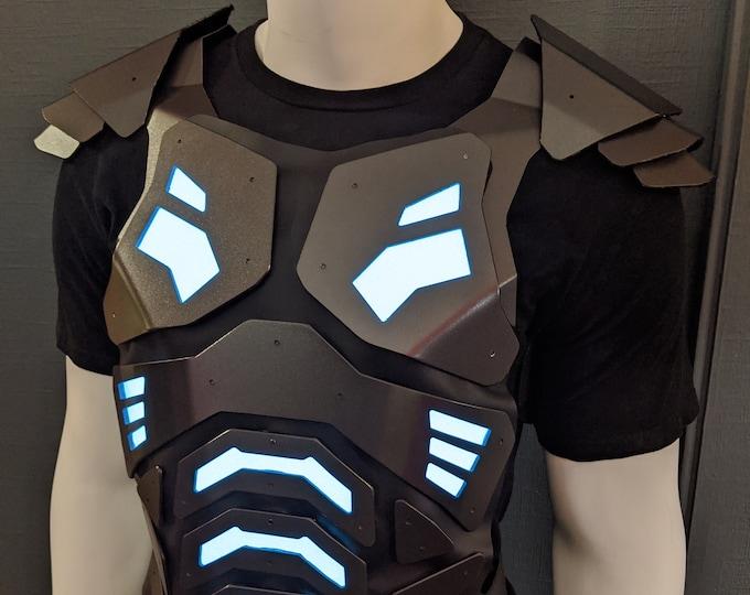 Cyber Torso Armor - V1.5