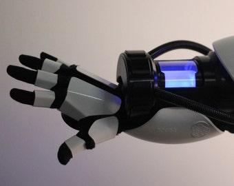 Portal Gun Armor