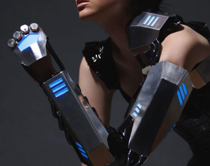 Cyber Gladiator Armor V1.0