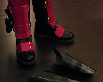 Deadpool Armor