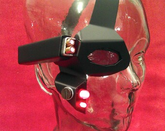 Cyborg Laser Eye Scope