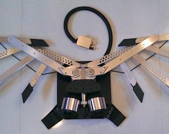 Powered Mechanical Wings - Version 1