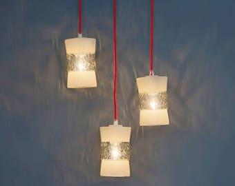 Lampadari e lampade a sospensione vintage etsy it