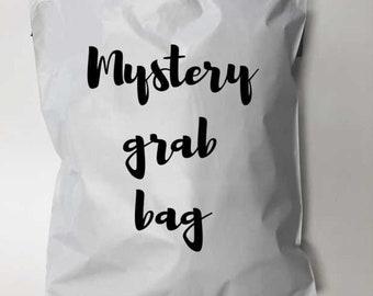 Mystery Grab Bag (8 Handmade Cards)