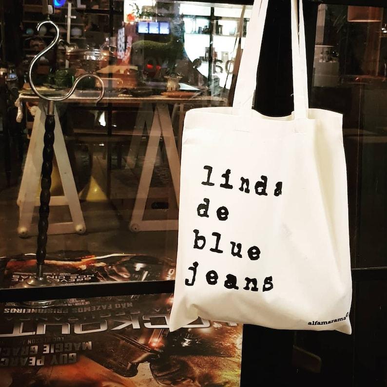05cf7f62a63e5 Portugal-Tasche  Linda de Bluejeans  Taschen lustige