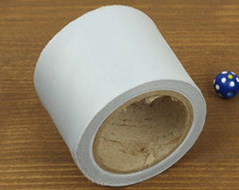 4 cm Poly Bias - Simply Solid - 7 Yards - in Grey - by the roll 88022