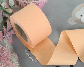 4 cm New Solid Series Cotton Bias - Peach Fuzz - 10 Yard roll - 81442-005