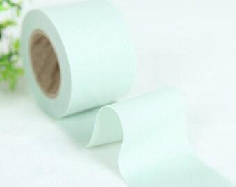 4 cm New Solid Series Cotton Bias - Surf - 10 Yard roll - 81447-038