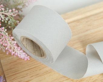 4 cm New Solid Series Cotton Bias - Vapor - 10 Yard roll - 81441-010