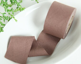 4 cm New Solid Series Cotton Bias - Taupe - 10 Yard roll - 81445-060