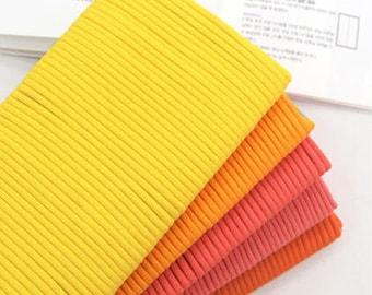 Bias Piping - Yellow, Orange Yellow, Red Orange, Coral or Orange - 15 yards - 65766
