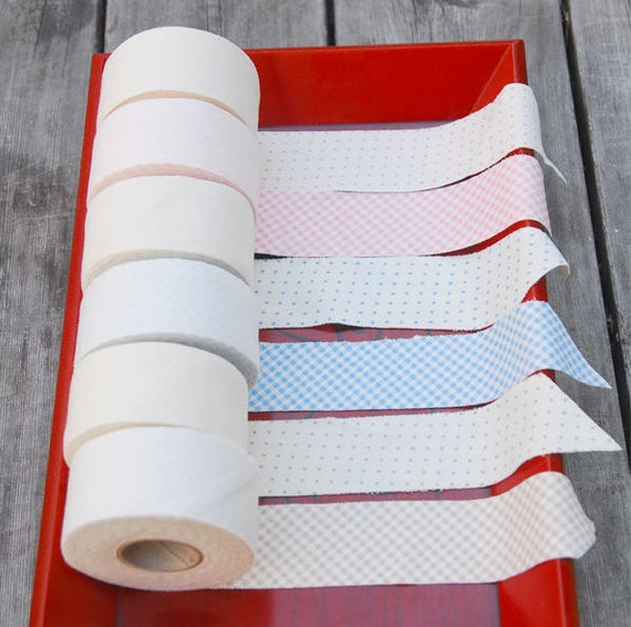 100/% Organic Cotton Canvas Bias Binding 5 Yards 3 Inches Wide