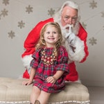 Red Plaid Flannel, Girls Christmas dress, baby Christmas Dress, dress, Red tartan plaid, holiday dress, baby, toddlers, coming home outfit