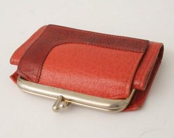 Tiny Pink Red Princess Gardner Wallet