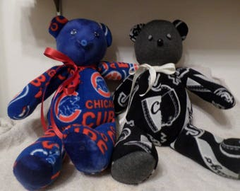 e21ebf12b37 Chicago Cubs and Chicago White Sox Bears