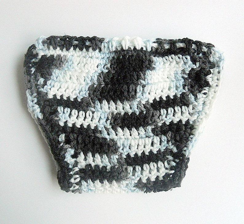 Newborn Boy Diaper Cover Baby Girl Zebra Stripe Soaker Infant Cozy White Grey Black Kozy Child 3 To 6 Months Children Clothing Ready To Ship