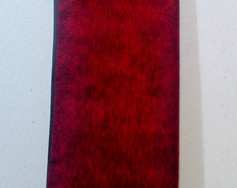 Red Seat Belt Cover