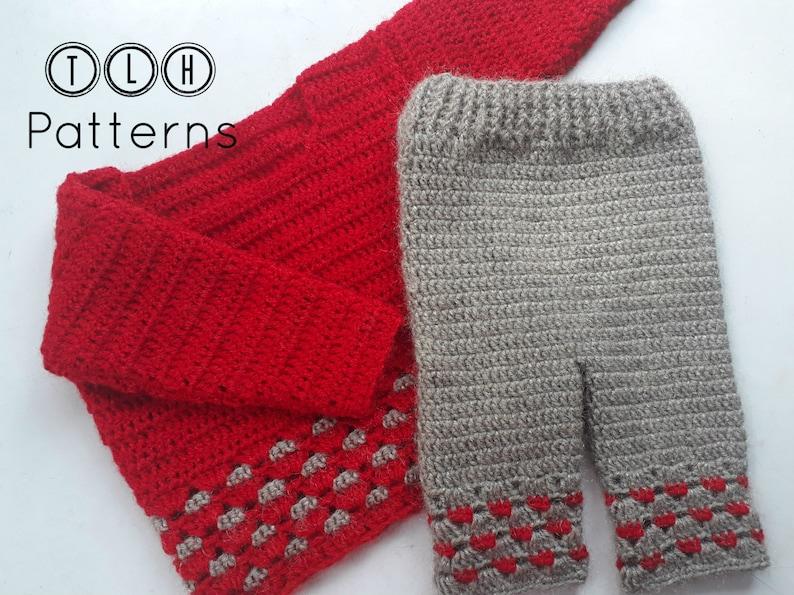 Crochet Baby Sweater Pattern Baby Sweater Pattern Baby Etsy