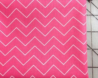 Dear Stella- Zig Zag - Pink - Fat Quarter - 100% cotton