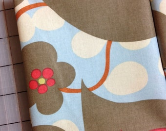 Amy Butler Lotus Morning Glory- FAT QUARTER in Linen AB14 - **FQ's only**
