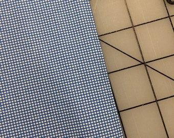 Windham - FAT QUARTER cut of Screen Door by Bread & Butter in Royal Blue